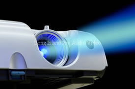 long island ny business commercial grade projectors